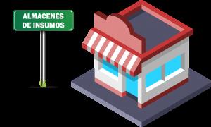 ALMACENES DE INSUMOS